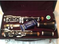 Yamaha 64 professional wooden clarinet