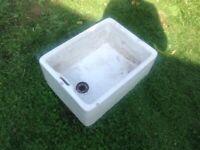 Garden planter/sink