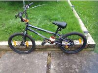 2 BMX bikes in very good condition