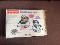 Infant to toddler/baby rocker
