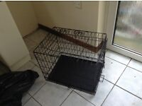 Carrying cage for cat rabbit etc