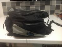 Tank bag for motorcycle