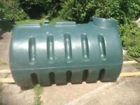 Diesel/Heating Oil Storage Tank 2,500 Litres
