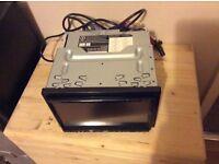 Jvc double din,cd player,DVD player,Jvc CD player,