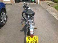 Puch Maxi 2 speed automatic gear change .