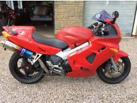 Honda Vfr 800 f rc46 owned 3 years low mileage sports tourer