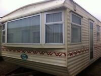 Willerby Granada FREE UK DELIVERY 35x12 double glazed central heating 2 bedrooms over 150 statics