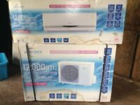 Airforce 12000 BTU split air conditioning unit