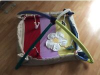 Baby soft play pen