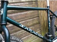 Retro Saracen Mountain Bike