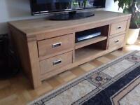 Handmade Oak Cabinet