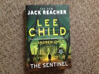 The Sentinel - Latest Lee Child book