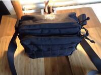 Maxpedition shooter black edc bag