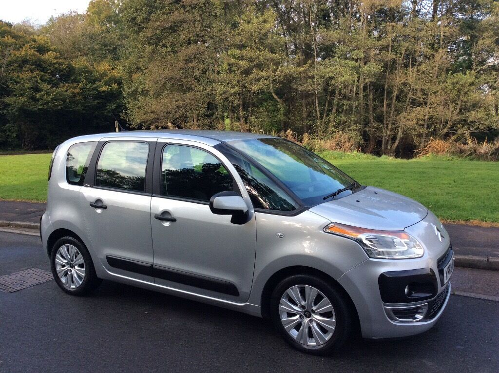 citroen c3 picasso 1 6hdi diesel 2011 only 60 000 miles service history great condition in. Black Bedroom Furniture Sets. Home Design Ideas