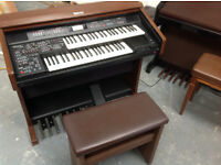 Technics Organ EX35 super organ in fullworking order can deliver anywhere in UK PRICE REDUCED !