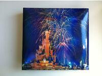 Disneyland Paris Family Photo Album