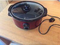 Slow cooker - 3.5ltr