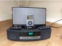 Bose Wave Music System inc SoundDock