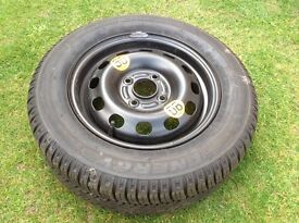 Wheel and Tyre Size 185/65 r 14