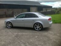 07 A4 Audi