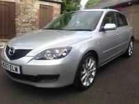 Mazda 3 Katano. GENUINE, LOW MILEAGE EXAMPLE having been well looked after by just 2 owners.
