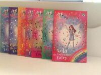 Rainbow Magic Fashion Fairies - 7 books (£3)