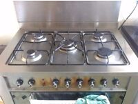 Smeg cooker and Some Cooker Hood - LOCAL FREE DELIVERY