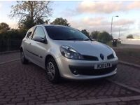Renault Clio 1.4 diesel in excellent condition
