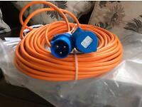 Caravan Motorhome Hook up Cable