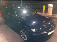BMW 320D E46 BREAKING