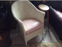 Vintage Lloyd Loom Chair