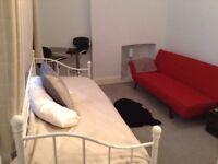 SB Lets are delighted to offer a large, fully furnished studio flat for short term let in Brighton.