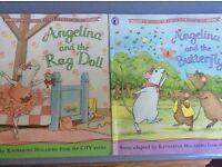 New books (3 pics) inc david walliams childs fiction, gruffalo & angelina