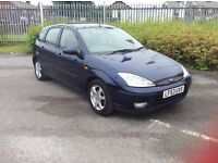 Ford Focus 1.6 I 16v ink 5dr