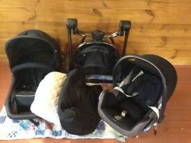 Mothercare Orb Pram/ pushchair