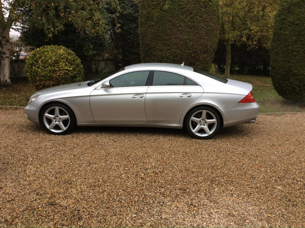 Mercedes Cls Automatic 19 Inch Amg Alloys In Frinton On