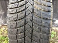 Winter Tyres for sale. 215/45R17