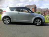 Suzuki Swift 1.6L Sport, 2007, Motd November 2017, £1675