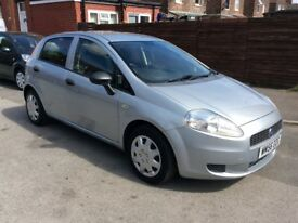 FIAT PUNTO ACTIVE 1.2.C.C. 2007 5 DOORS MOT MARCH 2019 £995 MAY PX