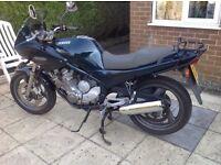 Yamaha 600 Diversion not Honda, Suzuki, Kawasaki. Very original and low mileage