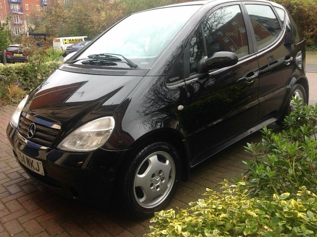 mercedes a160 elegance manual 2001 y 70 000 miles full history in rochester kent gumtree. Black Bedroom Furniture Sets. Home Design Ideas