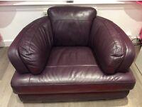 Sofology Minnesota sofa and chair