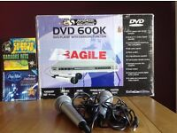 DVD player/ Karaoke player