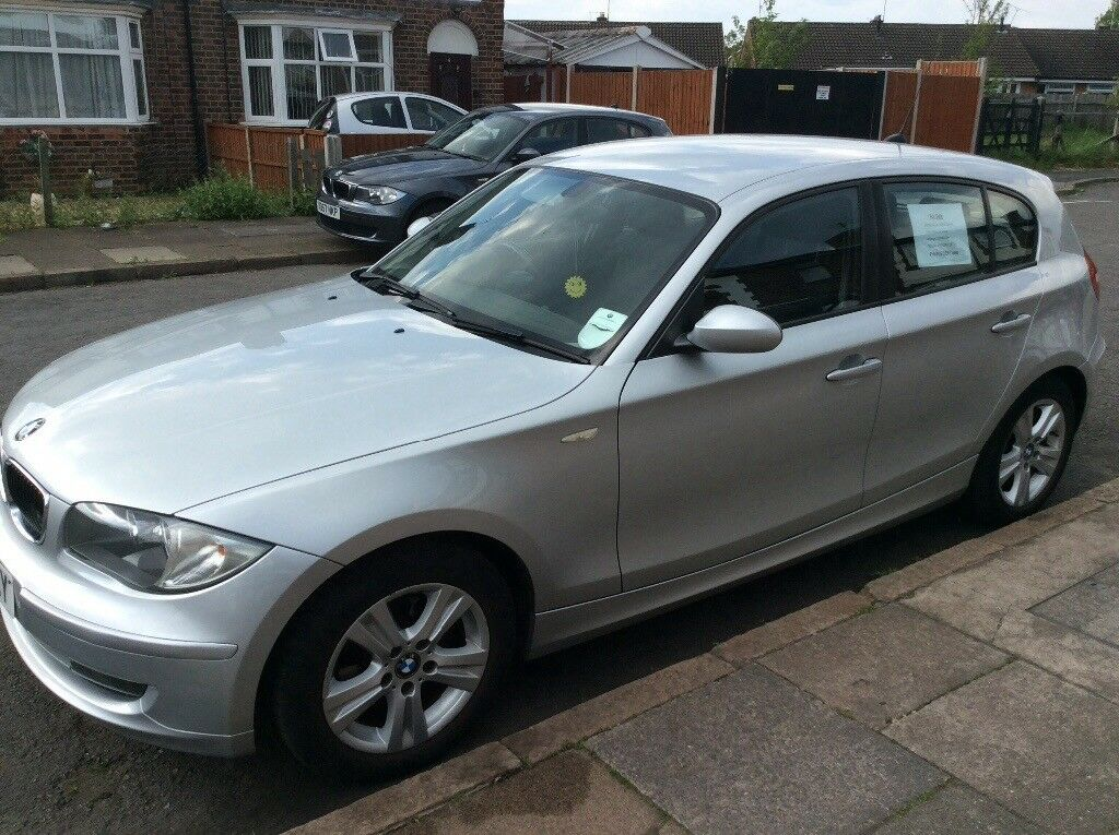Bmw 1 6i Se 2008 Petrol 6 Speed Manual Wit Full Service History