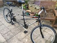 Tandem Bike - Ammaco Two-some