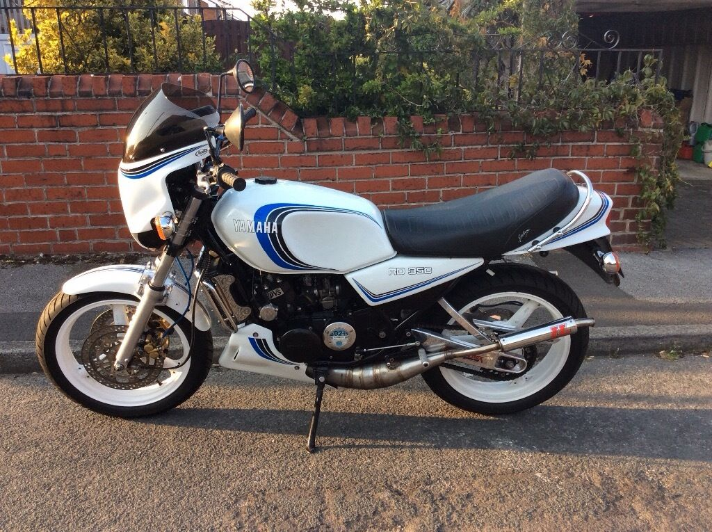Yamaha rd350lc for sale in darton south yorkshire gumtree for Yamaha m1 for sale