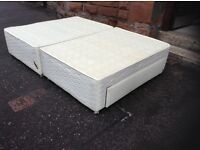 sealey double bed base,£50.00