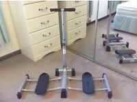 Leg magic workout machine