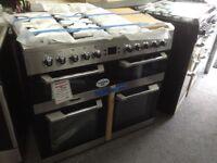 Leisure cuisinemaster 100cm duel fuel range. £799 RRP £1035 new/graded 12 month Gtee