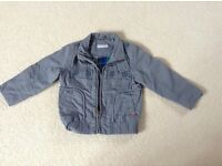 Boys lightweight jacket 2-3yrs